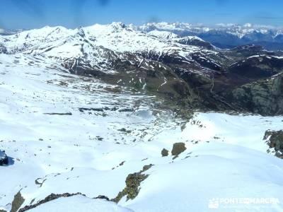 Curavacas, Espigüete -Montaña Palentina; montañas; senderos, caminar;granja de san ildefonso sego